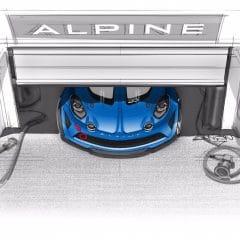 Alpine A110 Cup : Dès 2018 !