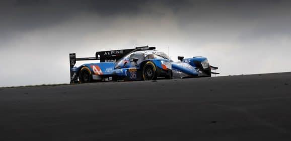 FIA WEC 6 Heures du Nürburgring : Alpine 3ème en LMP2, comme au Mans