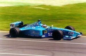 Benetton Playlife B200