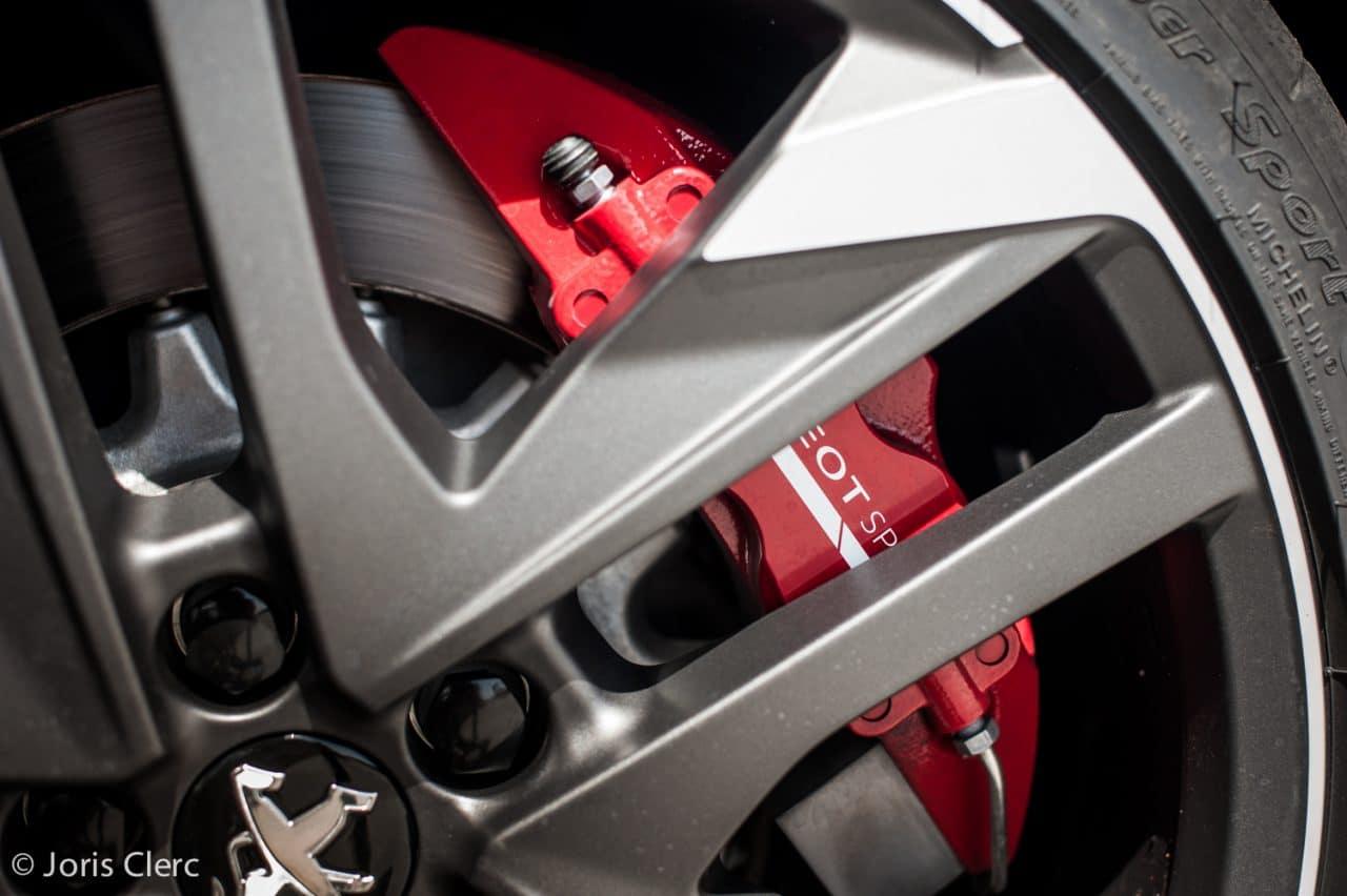 Essai Peugeot 308 GTi - Circuito Ascari Resort - Joris Clerc ©