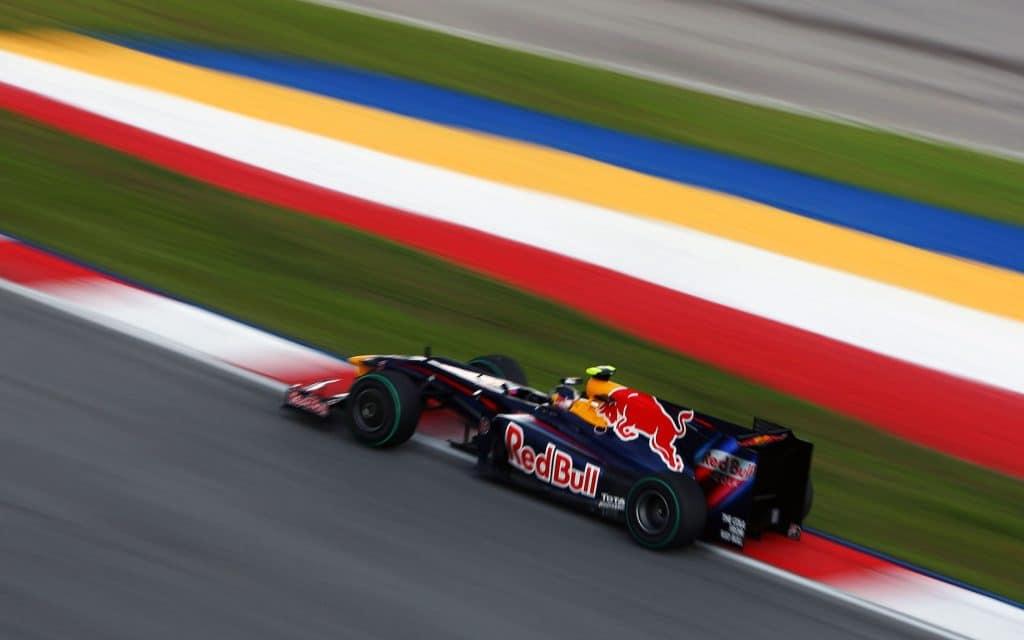 Red Bull Renault F1 RB5 2009 - Sebastian Vettel