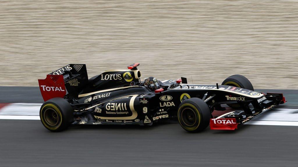 Lotus Renault GP F1 2011 - Nick Heidfeld