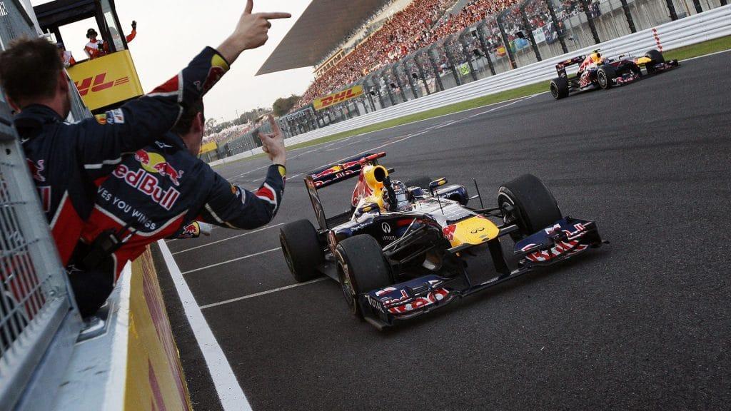 Red Bull Renault F1 RB7 2011 - Sebastian Vettel