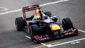 Red Bull Renault F1 RB8 2012 - Sebastian Vettel
