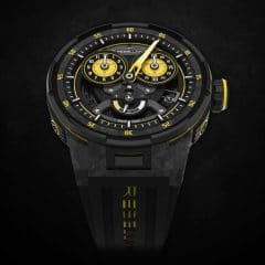 Rebellion Predator 2.0 Regulator Power Reserve Sebastien Buemi Limited edition