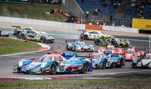 FIA WEC 6 H du Nürburgring - Vaillante Rebellion