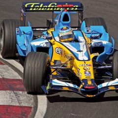 Renault, 40 ans en Formule 1 : Les années V8 atmo (2006-2013)