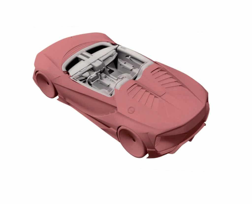 Honda ZSX Concept