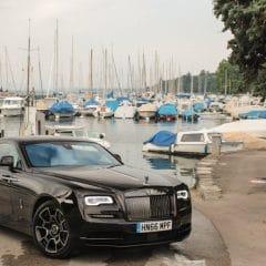 Essai Rolls Royce Wraith Black Badge : Milady se rebelle !