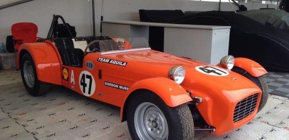 Goodwood Festival of Speed : Gordon Murray recrée la voiture qui a façonné sa carrière