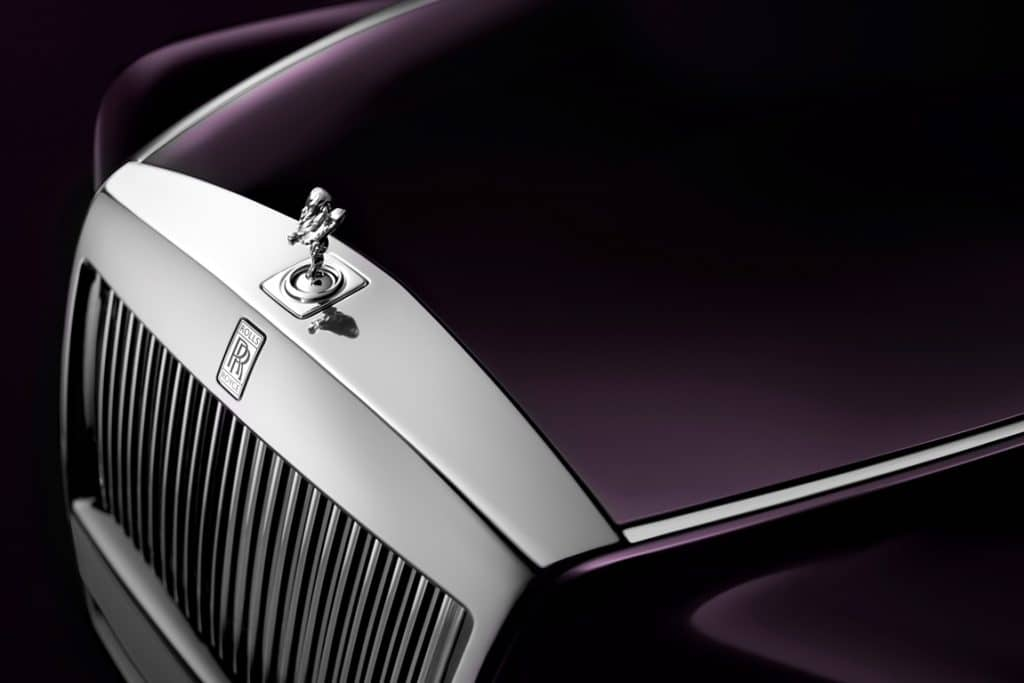 Rolls Royce Phantom 8