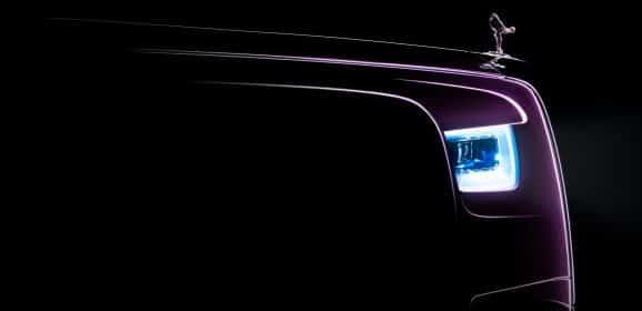 La Rolls Royce Phantom VIII se découvrira au milieu des 7 précédentes