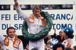 Renault F1 1979 - Jean Pierre Jabouille