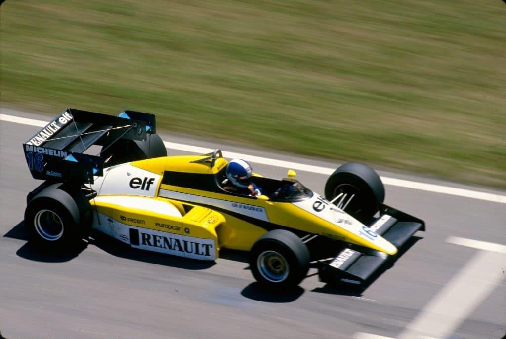Renault F1 1984