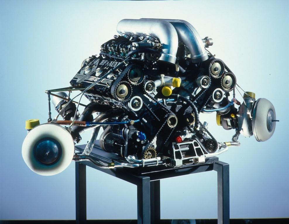 Renault F1 EF15