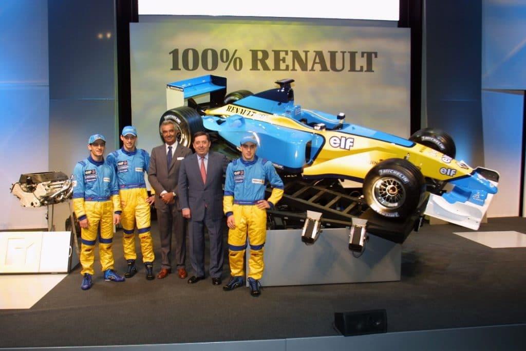 Renault F1 R202 2002