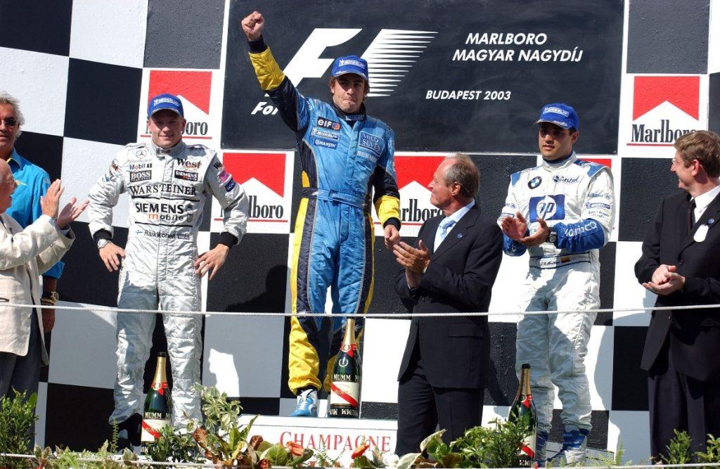Renault F1 R23 2003 - Fernando Alonso