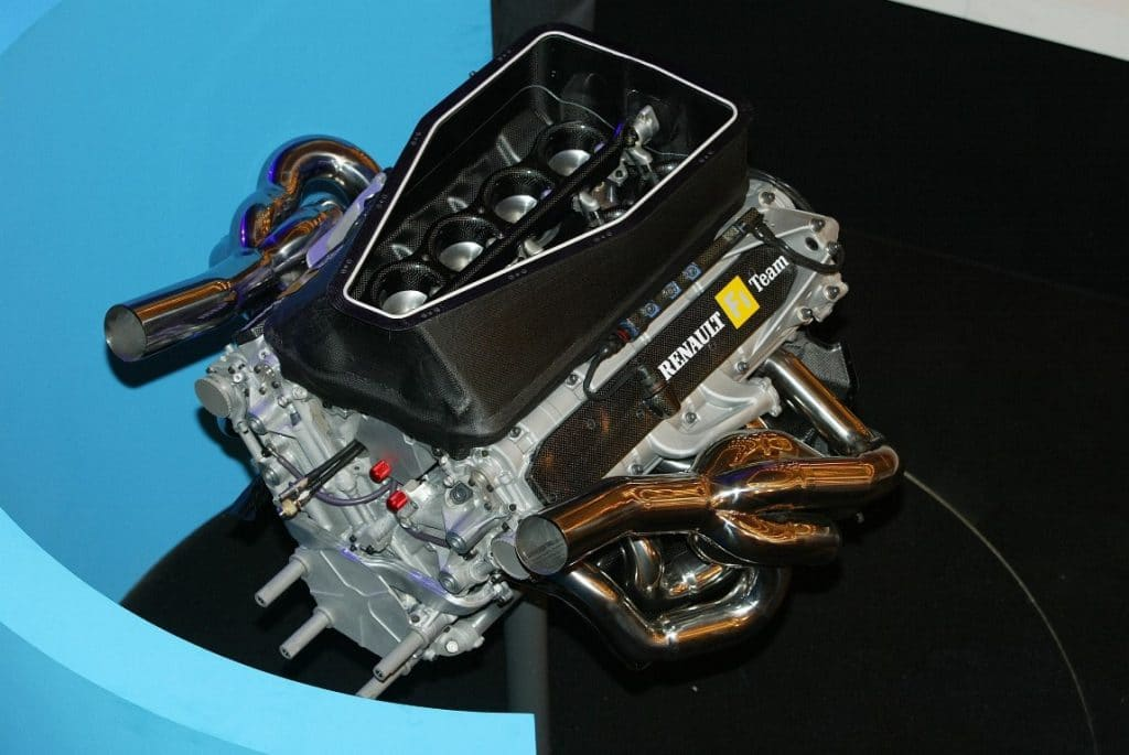 Renault RS24 2004