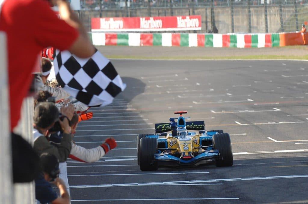 Renault F1 R26 2006 - Fernando Alonso