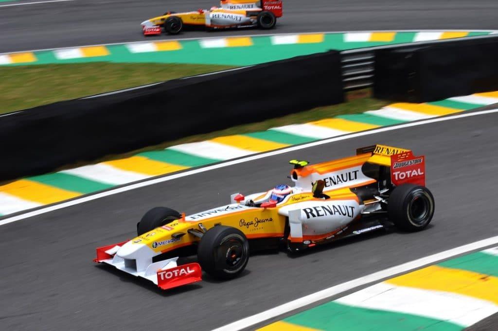 Renault F1 R29 2009 - Fernando Alonso