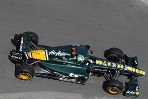 Team Lotus 2011