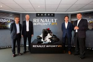 Renault Energy F1 2014 V6 1.6L turbo hybride