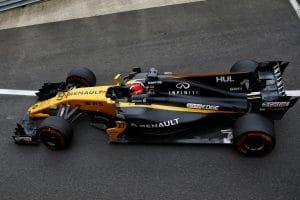 Renault F1 R.S.17 2017 - Silverstone - J. Palmer
