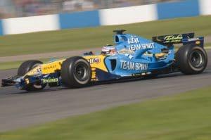 Renault F1 R25 2005 - Fernando Alonso