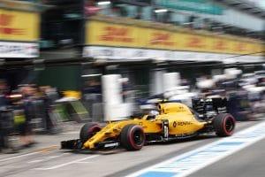 Renault F1 R.S.16 2016 - Jolyon Palmer