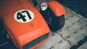 IGM-Ford Gordon Murray - Goodwood Festival of Speed 2017