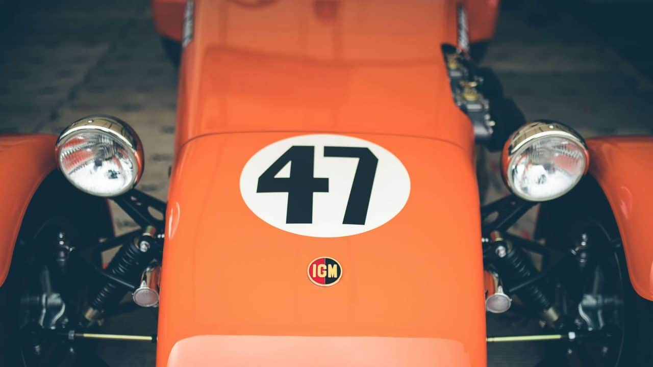 IGM-Ford Gordon Murray – Goodwood Festival of Speed 2017