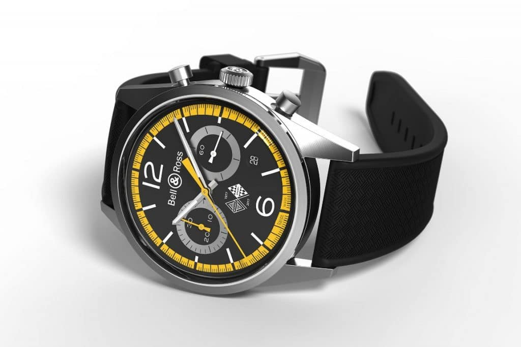 Bell & Ross BR126 Renault Sport 40th Anniversary