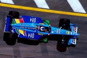 Benetton Playlife B199