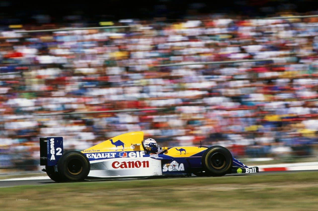 1993 German Grand Prix.