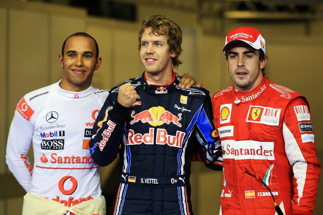 F1 Grand Prix of Abu Dhabi – Qualifying