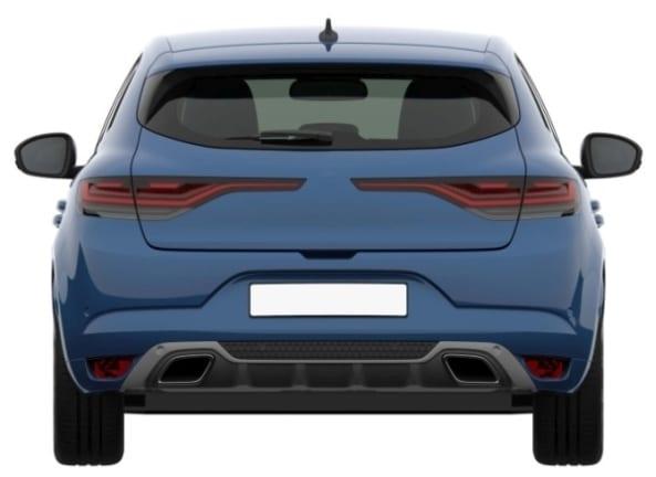 Renault Megane 4 GT