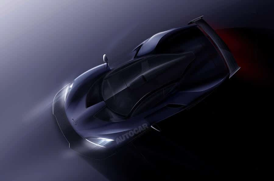 McLaren P15