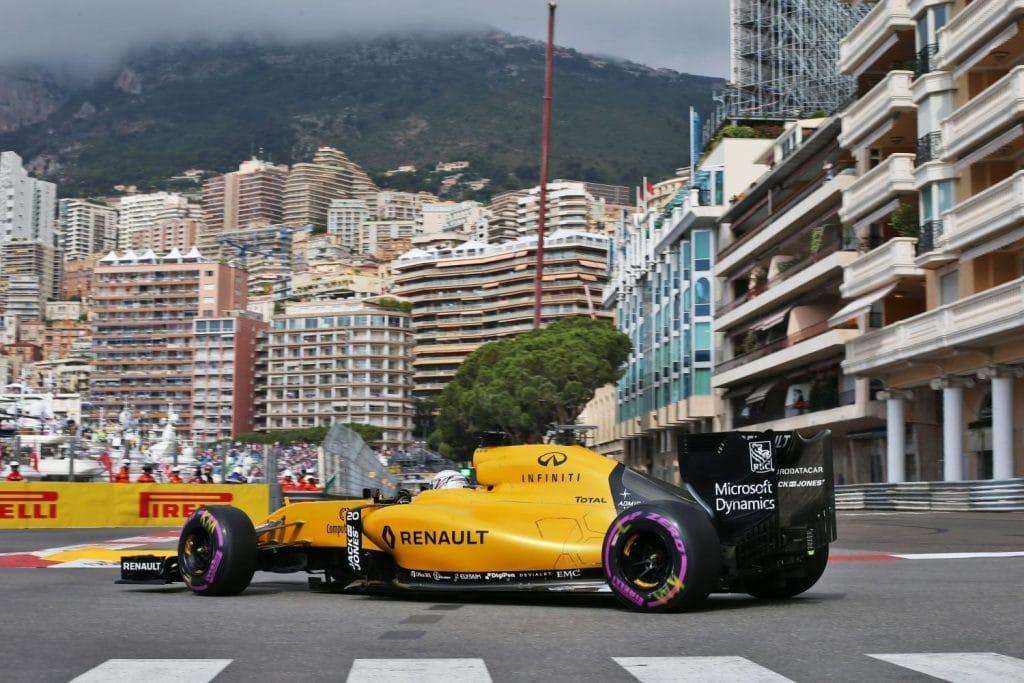 Renault F1 R.S.16 2016 - Kevin Magnussen
