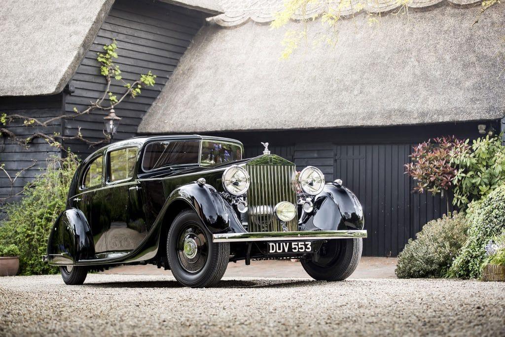 Rolls Royce Phantom III