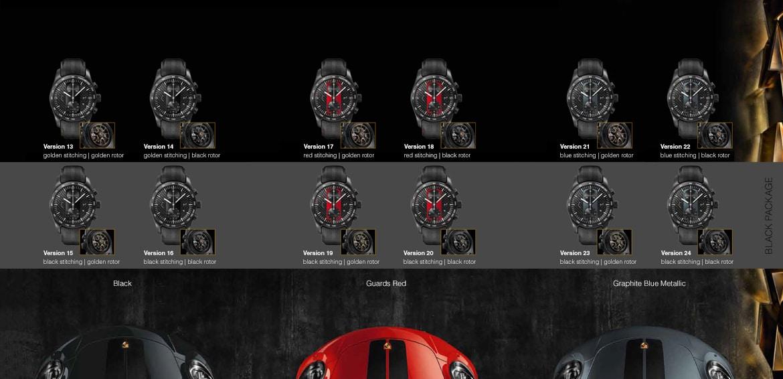 Porsche Design Chronograph 911 GT2 RS