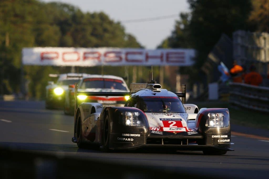 FIA WEC Porsche 919 Hybrid et 911 RSR Le Mans 2017