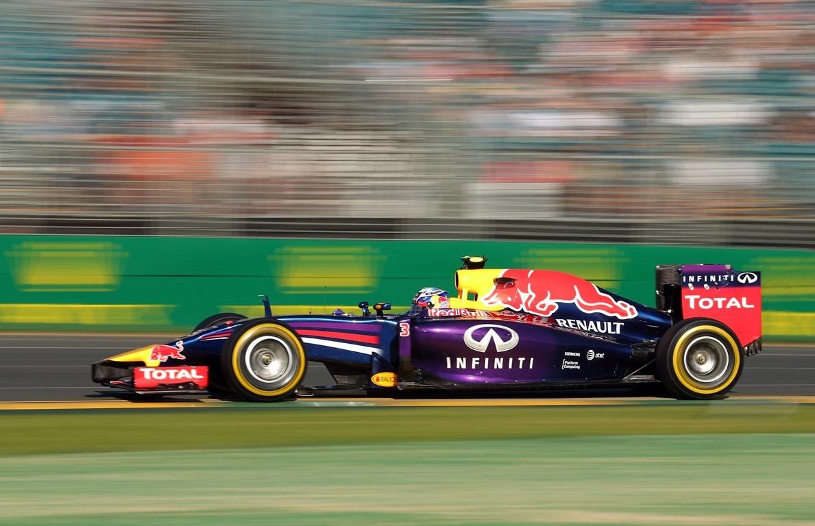 Red Bull Renault F1 RB10 2014 – Daniel Ricciardo