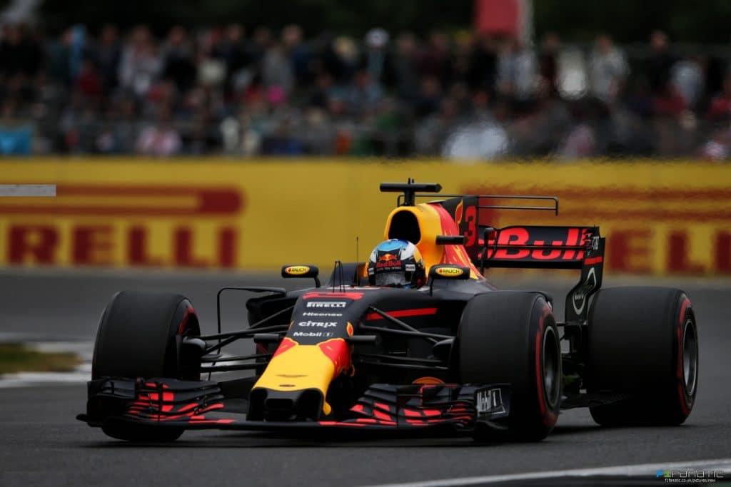 Red Bull Renault F1 RB13 2017 -Daniel Ricciardo