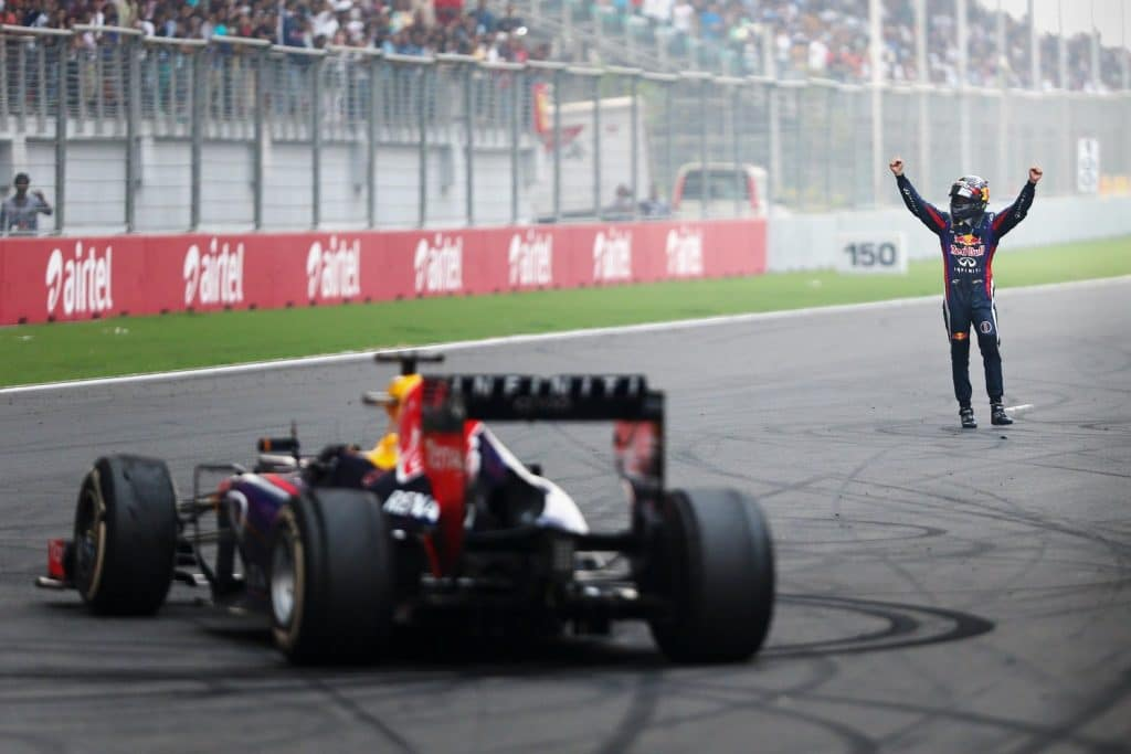 Red Bull Renault F1 RB9 - 2013 - Sebastian Vettel