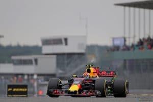 Red Bull Renault F1 RB13 2017 - Max Verstappen