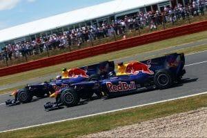 Red Bull Renault F1 RB6 2010 - Mark Webber & Sebastian Vettel