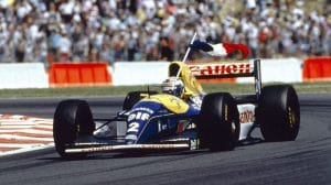 Williams Renault FW15C 1993 - Alain Prost