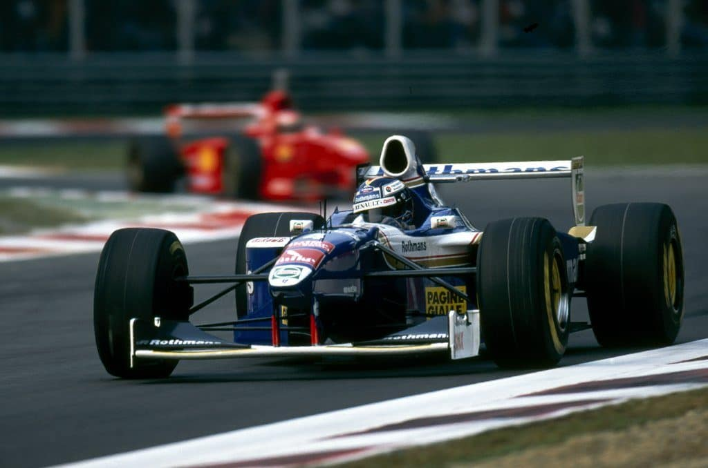 Williams Renault FW19 1997 - H.H. Frentzen