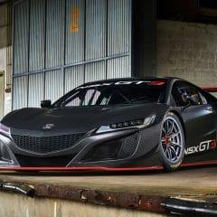 Honda NSX GT3 : Lancement du programme compétition clients