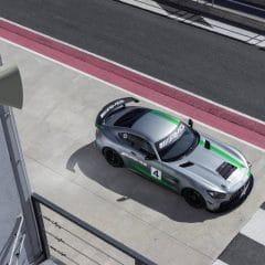 Mercedes-AMG GT4 : Petite sœur de GT3